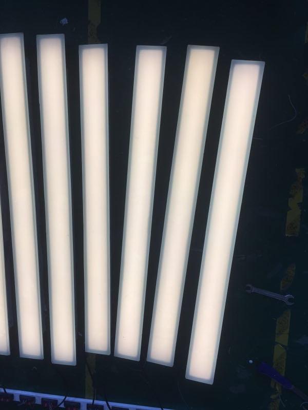 工厂直销LED地砖灯1000*100*60MM户外不锈钢防水