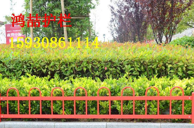 供应景观区PVC护栏草地护栏质量保证