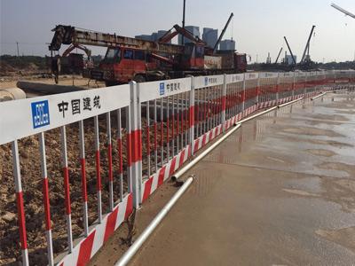 河北基坑防护栏杆-专业的基坑防护栏杆供应商推荐