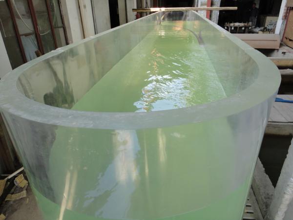 厂家供应大型亚克力鱼缸-北京市地区质量硬的亚克力鱼缸