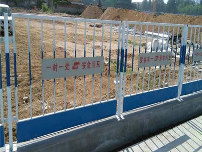 衡水买基坑道路护栏网哪家好 内销基坑道路护栏网