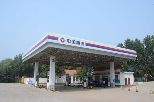 上海地区专业加油站装修设备供应/加油站装修选哪家