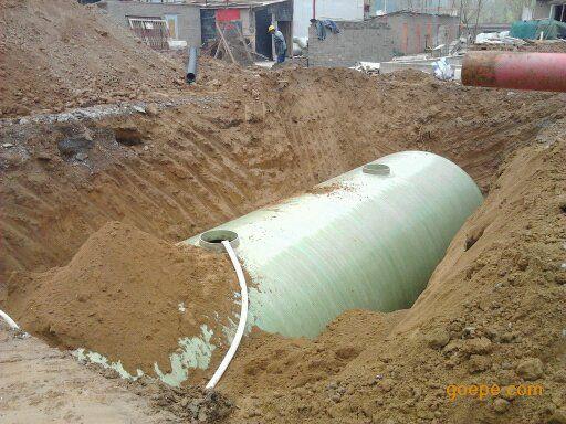 smc化粪池 污水处理化粪池
