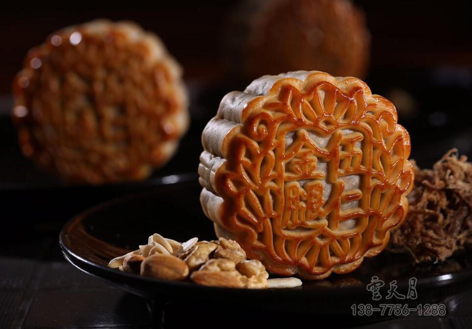湛江月饼厂家-玉林哪里广东月饼实惠