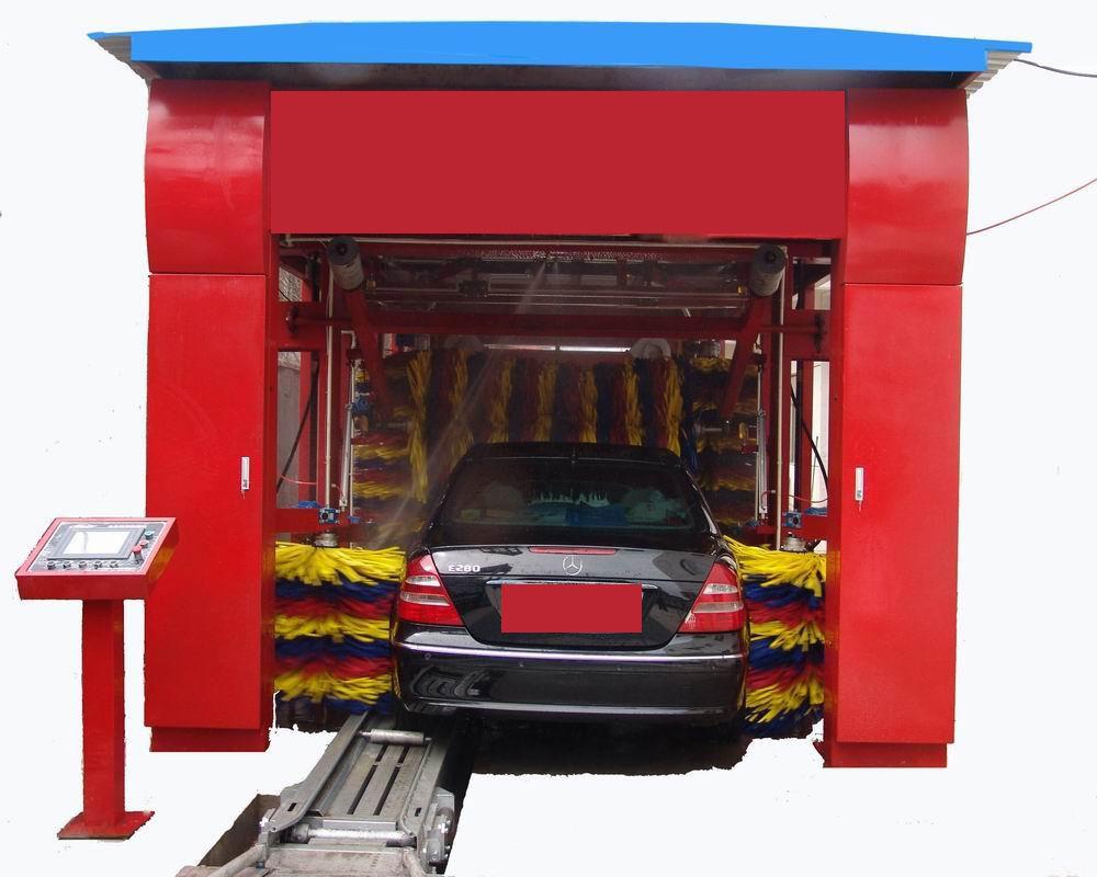 陕西全自动洗车机专业厂家有哪些?/全自动洗车设备价格