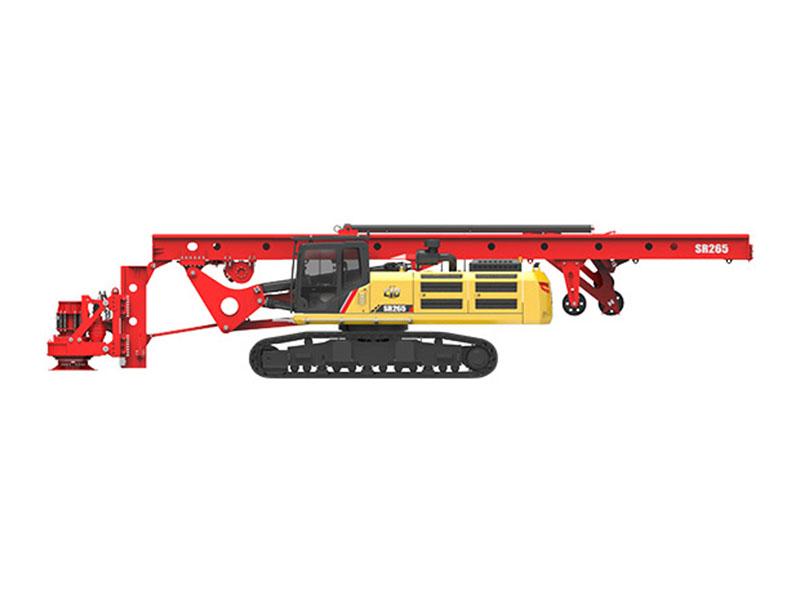 三一旋挖钻机SR285租赁|口碑好的旋挖钻机供应