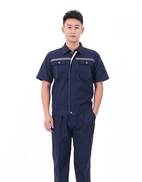 漳州员工制服订做|新潮工作服尽在富特诗服装店