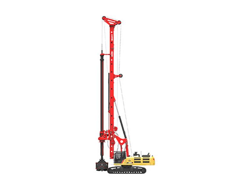 三一旋挖钻机SR285价格|福建报价合理的旋挖钻机