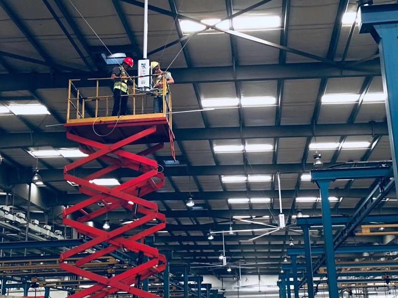 好用的工业风扇供销-云浮工业大吊扇厂家安装