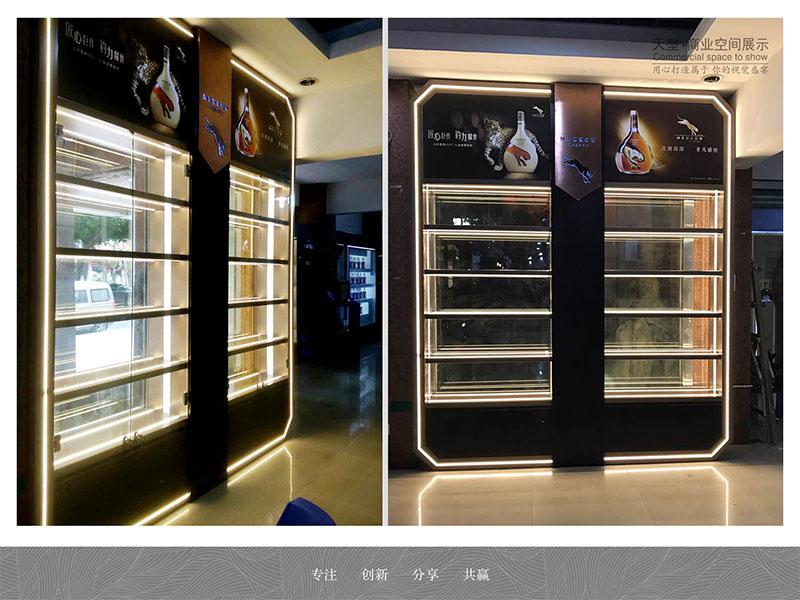 漳州展览货架设计_福建可信赖的品牌货架服务推荐