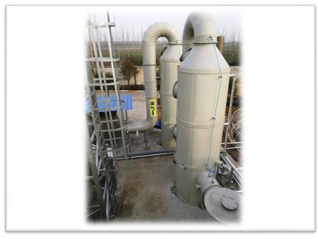 江苏化肥污水恶臭处理-临沂专业的化工污水恶臭处理