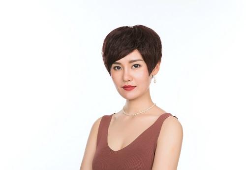 江西珍晟假发短卷发,优质的假发品牌怎么样