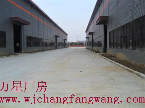 吴江独门独院单层厂房8900平米出租