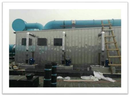 山东焦化污水恶臭处理-提供优良污水除臭治理