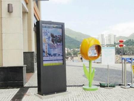 户外立式广告机