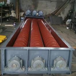 三螺旋输送机优选铁瑞机械设备_热门三螺旋输送机