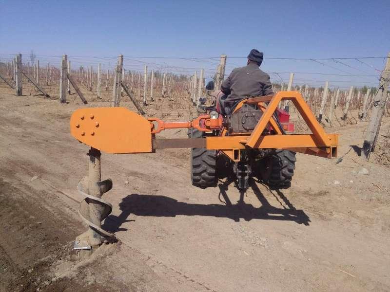 农用挖坑机-专业的挖坑机【供应】