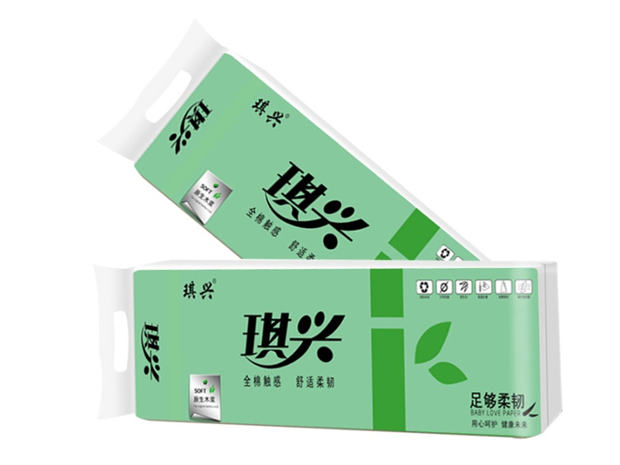 竹海蓝卫生纸