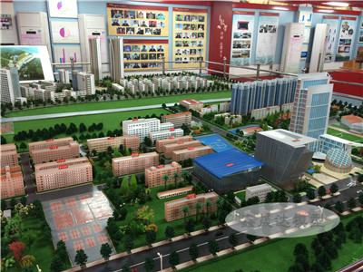 南宁城市规划模型-想要定制城市规划模型找哪家