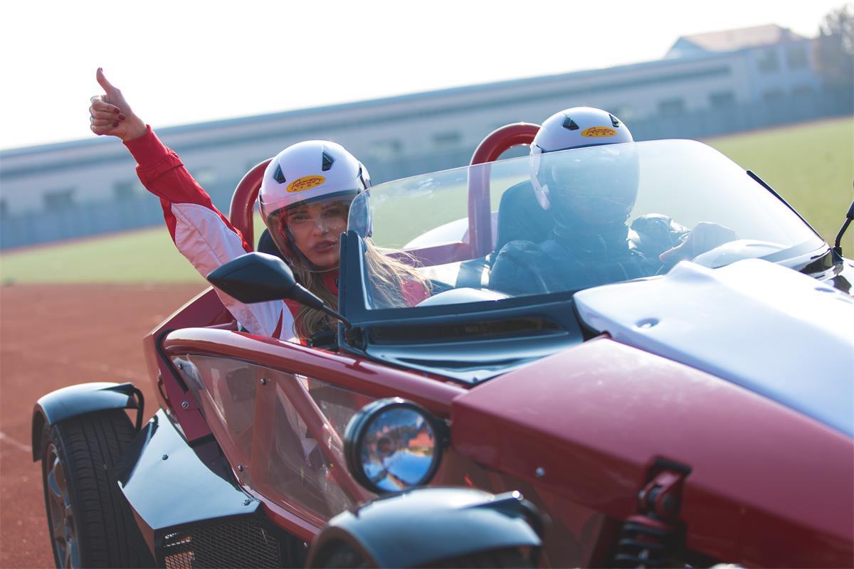 F1电动赛车