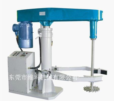 东莞专业分散机生产厂家|维玛机械