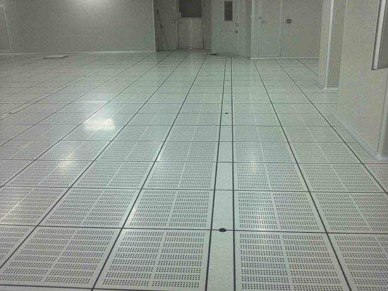 通风防静电地板工程-耐腐蚀的通风防静电地板