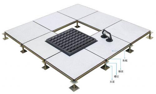 邵阳全钢防静电地板价格|选购优良全钢防静电地板上哪