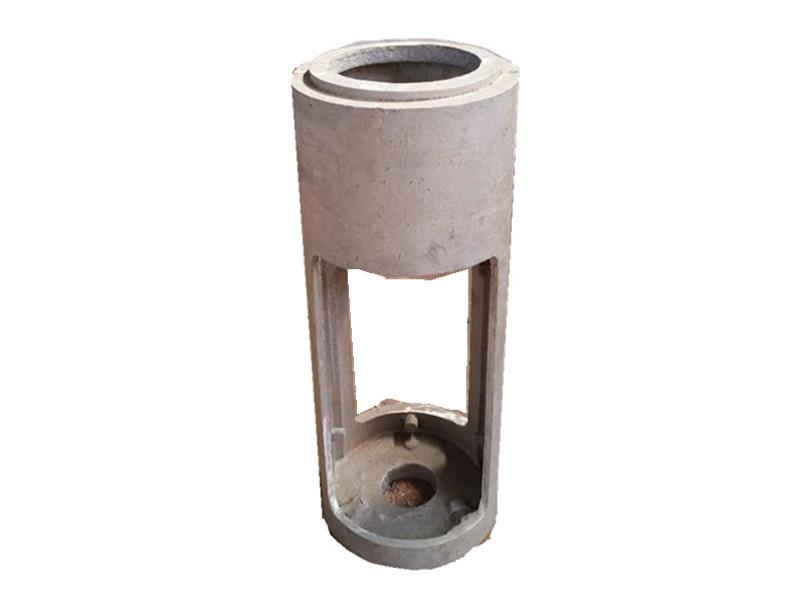 燈體鋁鑄件翻砂鑄鋁件
