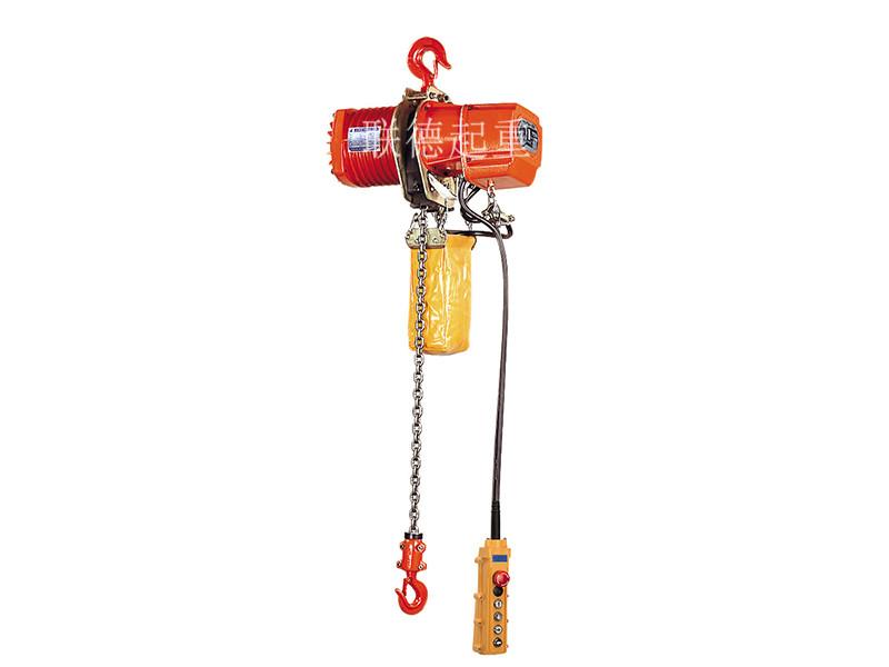 联德链条葫芦原产正品,电动单双链条