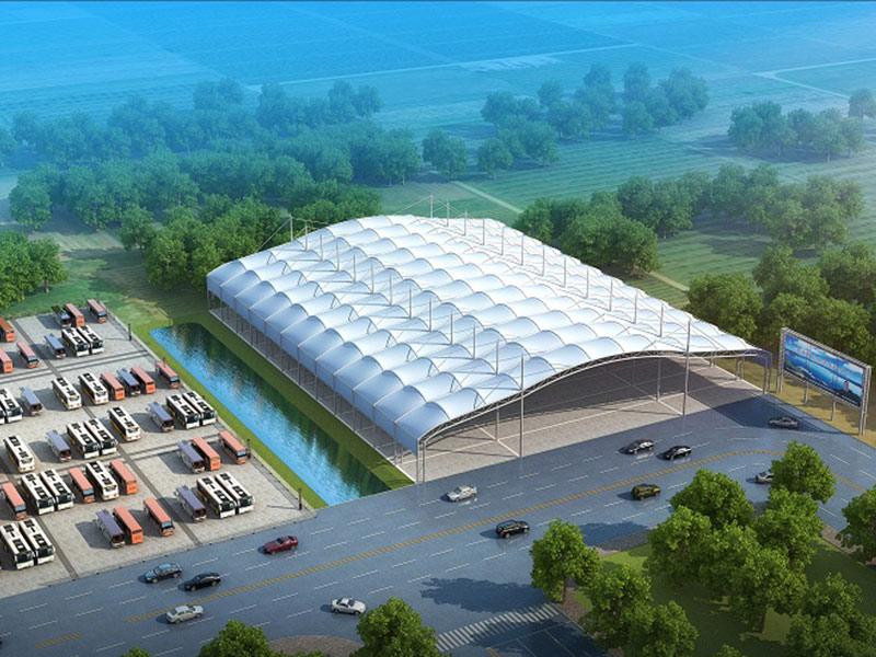 安慶膜結構車棚公司,膜結構停車棚,膜結構停車棚廠家,膜結構