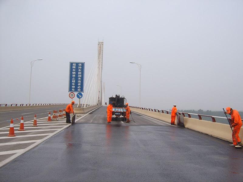 桥面防水维修与施工