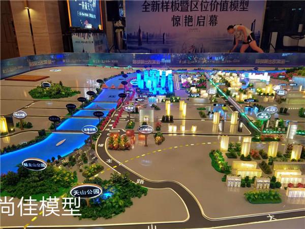 南宁建筑模型公司,专业地产模型制作公司