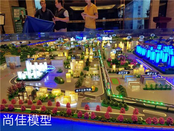 南宁建筑模型专业制作公司_崇左售楼模型