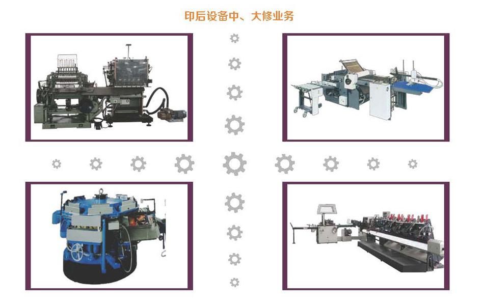折页机配件厂家批发-紫光印刷供应专业的折页机配件