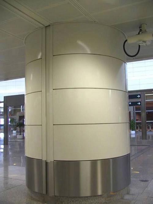 银川地区品质好的铝幕墙 中宁铝幕墙厂家
