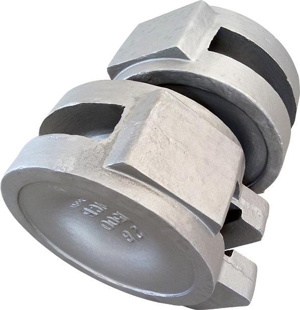 可靠的树脂砂铸件服务商当属展煌机械-机械铸件哪家有