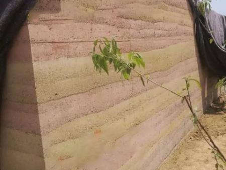 陜西不怕水夯土墻生產廠家-哪兒有賣質量硬的不怕水夯土墻