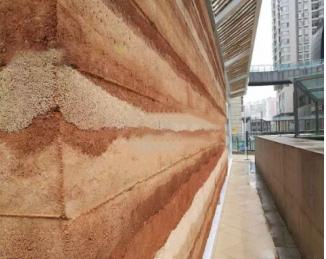 陕西不怕水夯土墙公司-性价比高的不怕水夯土墙推荐