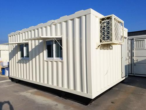 沧州哪家生产的特种集装箱可靠-上海电力设备箱