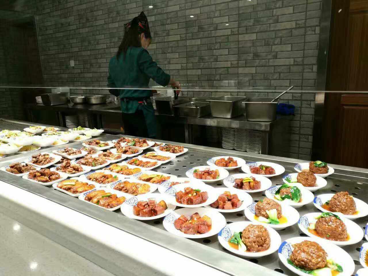 浙江可靠的中式快餐公司 饭堂托管服务图片