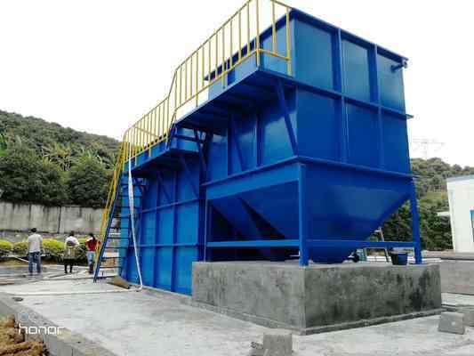 来宾水泡粪养猪场包达标一体化污水处理成套设备很多人找到它