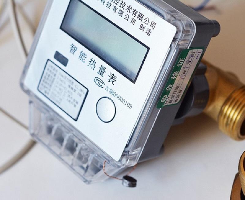 户用无线超声波热量表
