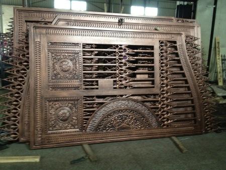 鞍山不锈钢豪华门哪家好-专业的不锈钢豪华门加工厂家推荐
