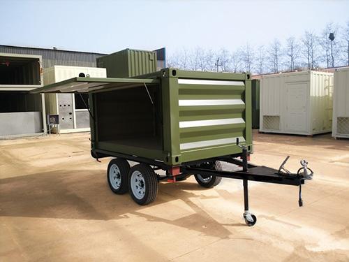 40英尺展翼集装箱-供应沧州质量好的展翼集装箱