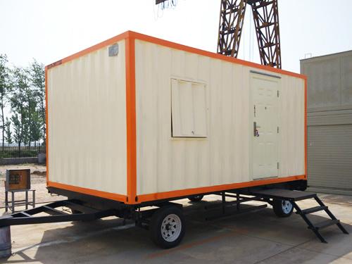 河北优惠的车载集装箱销售|南京车载集装箱房屋多少钱