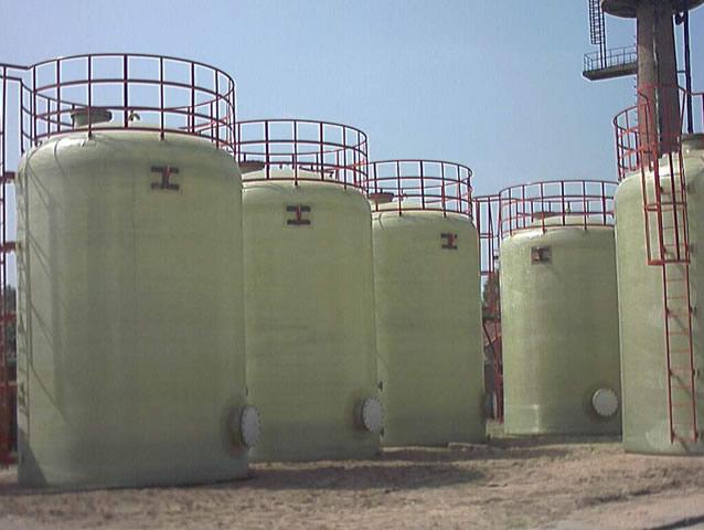 玻璃钢储罐专业供应商,西安玻璃钢储罐