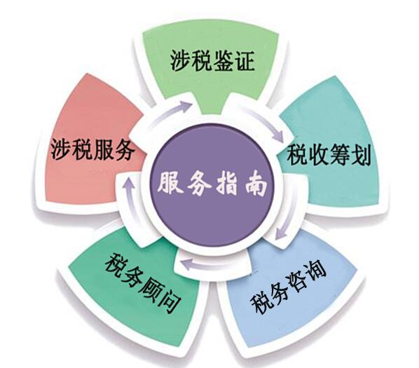 邯郸税务服务