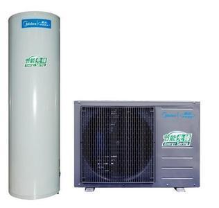 买优质的美的空气能热水器来金恩机电|潜江空气能热交换器