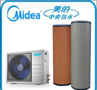 空气能热泵-优惠的美的空气能热水器武汉厂家直销