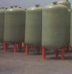 玻璃钢水箱供应_优质立式支腿玻璃钢储罐厂家